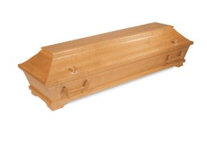 Pappelholzsarg